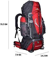 188d3b046196 Internal Frame Backpack Outdoor Waterproof Backpack Climbing Fishing ...