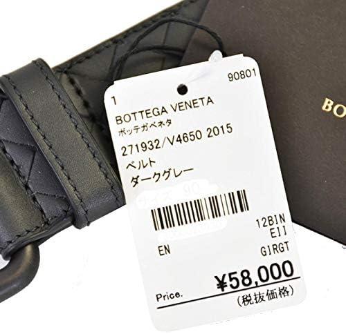 (ボッテガベネタ) BOTTEGA VENETA ベルト 271932/V4650 2015 グレー