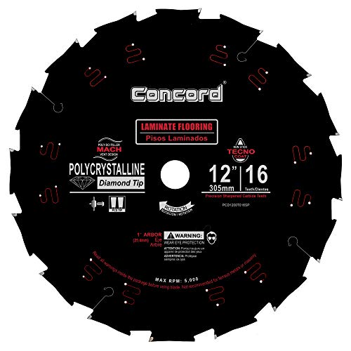Concord Blades PCD1200T016SP 12