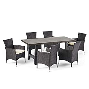 41RFL2XgKmL._SS300_ Wicker Dining Tables & Wicker Patio Dining Sets