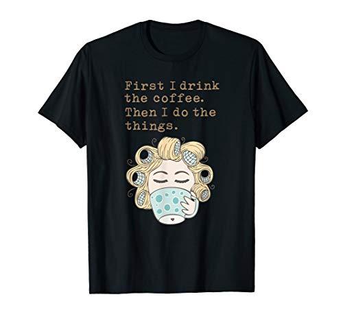 Caffeine Freaks Shirt Coffee Fans Shirts, Java Lovers shirts