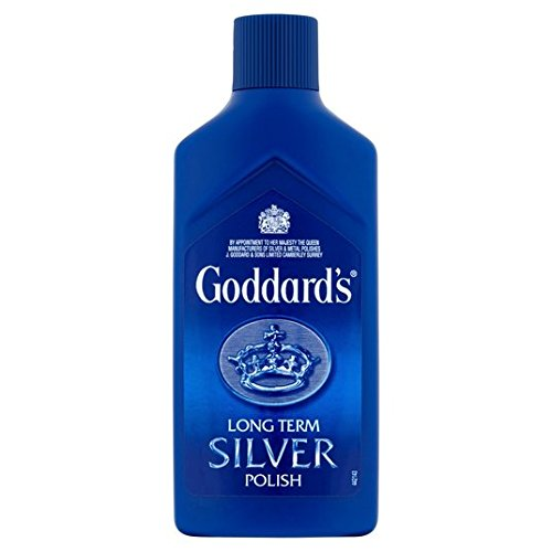 Goddard Long Term Silver Polish 125ml Goddards