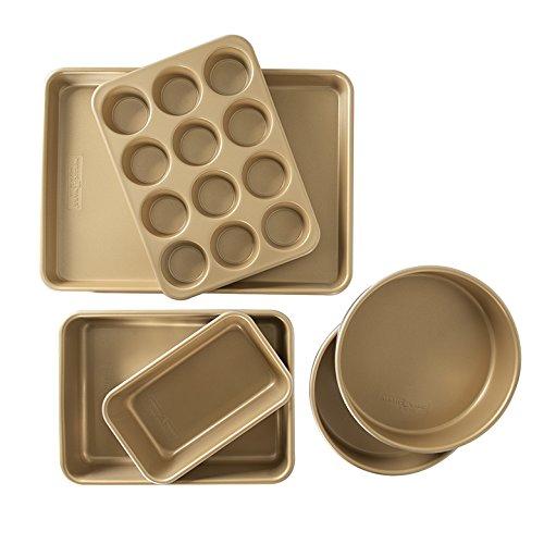 Nordic Ware 12441AMZ Naturals NonStick  6-piece Bakeware Set