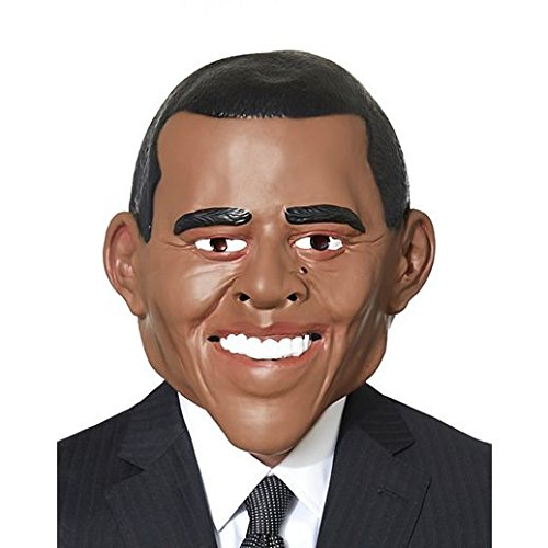 Costume Beautiful Barack Obama Mask]()