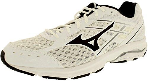Mizuno Turf Shoes - Mizuno Men's Wave Unite 2 Training Shoe,White/Black,11.5 M US