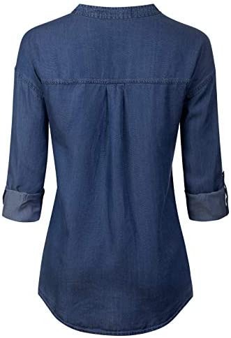 Cheap blouses free shipping _image3