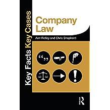 Company Law (Key Facts Key Cases)