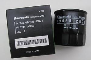 kawasaki oem oil filter 49065 2071 mule 4000. Black Bedroom Furniture Sets. Home Design Ideas