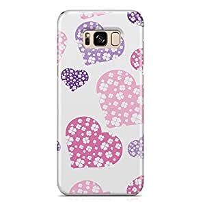 Samsung S8 Plus Case Heart Love Pattern Pattern Great For Girls Sleek Durable Light Weight Samsung S8 Plus Cover Wrap Around 106
