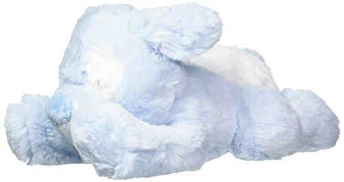 DEMDACO Plush Toy, Blue Dog, Small (Toy Polyester Plush)