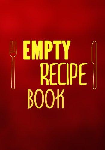 empty recipe binder - 6