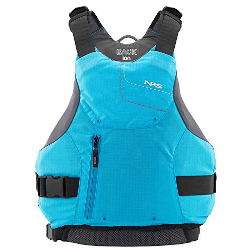 NRS Ion Kayak Lifejacket (PFD)-Teal-XS/M
