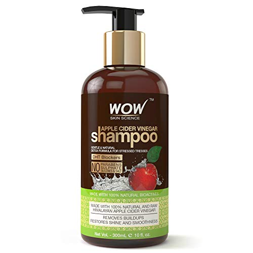 Apple Cider Vinegar Shampoo : 300mL