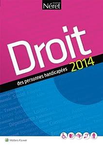 """Afficher """"Droit des personnes handicapées 2014"""""""