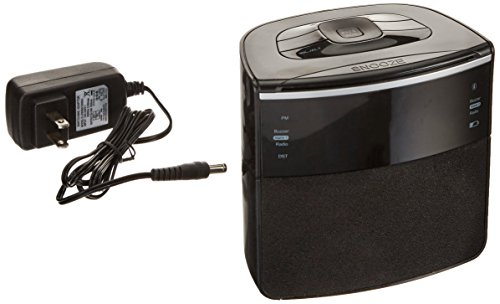 Bluetooth Clock Radio with Auto-Set Dual Alarm Clock & USB C