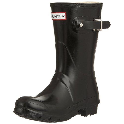 Stivali di Nero gomma Black Donna Hunter W23700 Uaxqwp