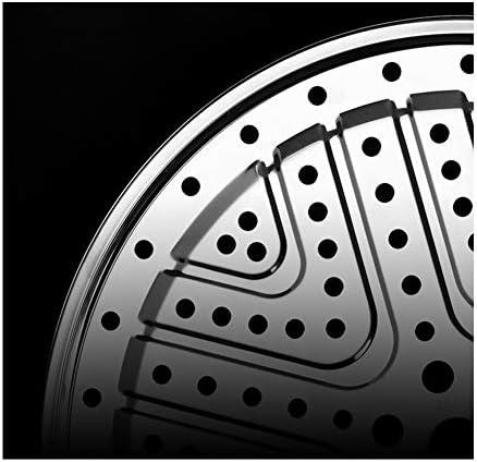 Dampfgarer Edelstahl Dampfgarer Dampfgarer Dampfgarer Couscous-Induktion Dampfgarer Dick Edelstahl 304 3 Schichten 30 cm