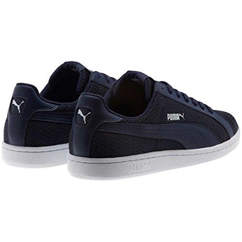 Fashion Sneaker Navy PUMA Men's Knit Smash WpnAwItZUq