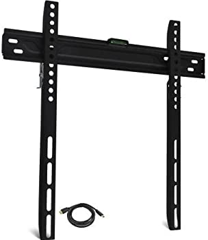 ONN Low-Profile, Universal Wall Mount for 19