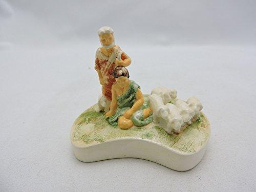 Sebastian Miniatures Figurine # 6317 Shepherds
