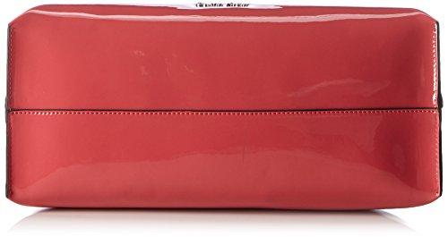 Flow Klein EW Donna Tote Borse Stripe Calvin Red qv5w6f5x