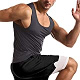 Men's Muscle Fitness Compression Tank Tops