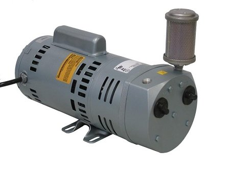 Gast 1/4 HP Rotary Vane Pond Aerator Air Compressor RV33 115/230 Volt by Gast