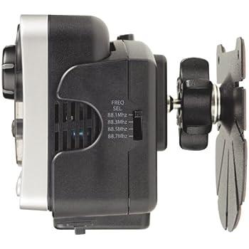 Audiovox SIRCK1 Sirius Satellite Radio Car Dock with Built-In Wireless FM Transmitter