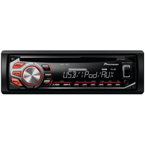 PIONEER DEH-X2600UI CD RECEIVER WITH MIXTRAX, ANDROID MEDIA