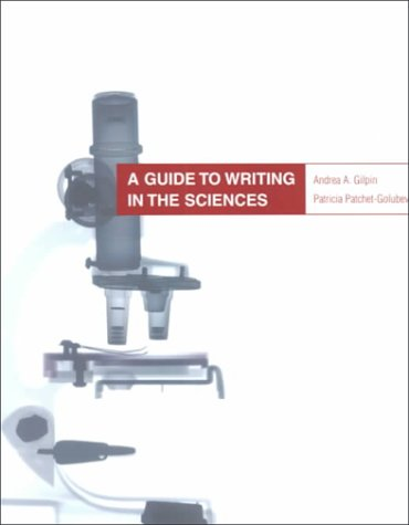 A Guide to Writing in the Sciences (Heritage)