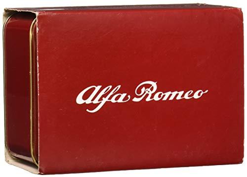 Solido Diecast 1/43 1995 Alfa Romeo Spider in Yellow in Collectors Tin