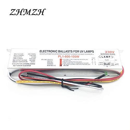 | Ballasts | Dedicated Electronic Ballast DC5V Output LED Driver For UV Sterilization Lamp Germicidal Light Rectifier 220V 230V Input | by HERIUS ()