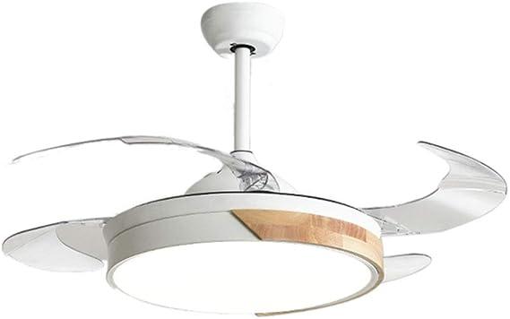 Ventiladores de techo con lámpara Luz De Ventilador De Techo ...