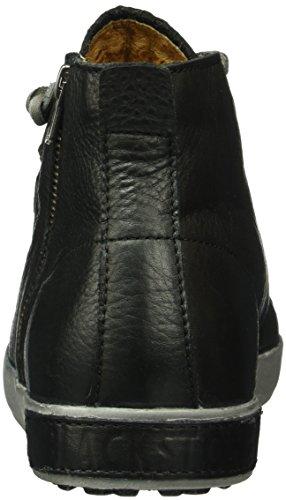 Blackstone Herren Km99 High-Top Schwarz (Black)