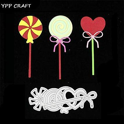 Amazon Com Card Paper Lollipop Craft Lollipop Craft Lollipops Metal