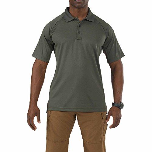 5.11 Performance Polo Short Sleeve Shirt,TDU ()