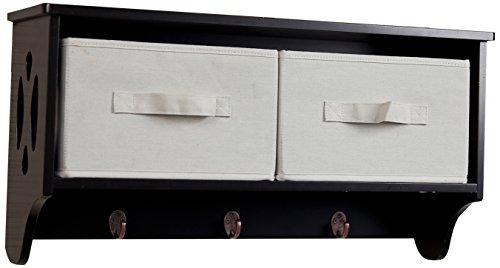 Danya Entryway Storage Shelf Canvas