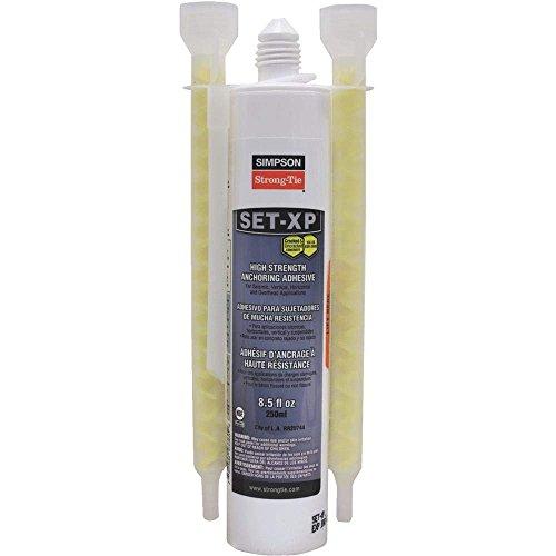 Simpson Strong-Tie SETPAC-EZ SET-PAC-EZ Epoxy Anchoring Adhesive