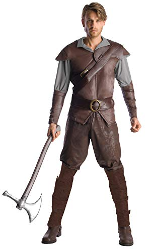 Snow White and The Huntsman Costume, Brown, X-Large