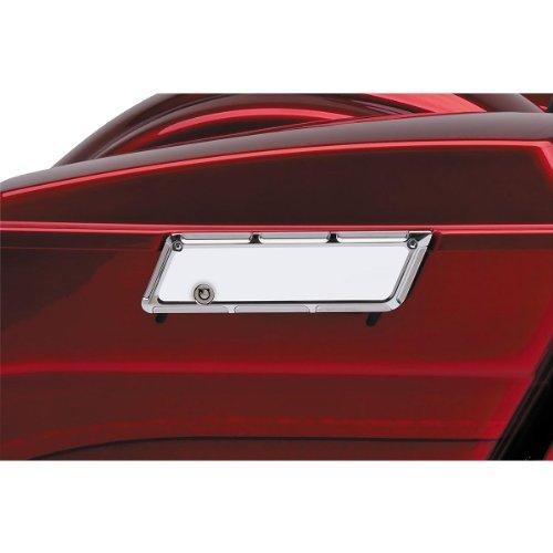 Arlen Ness 03-550 Chrome Ness-Tech Billet Saddlebag Latch Cover