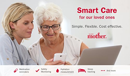 Silver Mother - Smart Care For Our Loved Ones by sen.se Mother (Image #5)