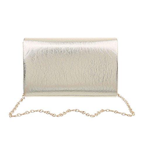 pour Gold Beige Femme menotte Ital Sac Design SwfqxZ4