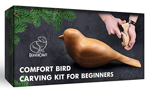 BeaverCraft Wood Carving Kit