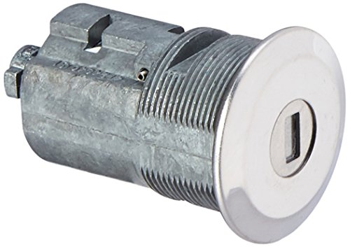 Hudson Lock ULR-1062STD-0000 Utility Tool Box Plunger Lock Pack of 2