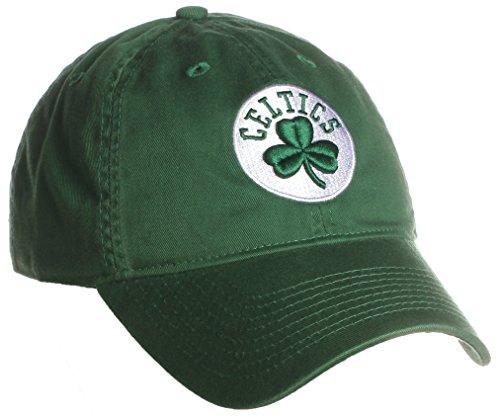 NBA Boston Celtics Unisex Strapback Unstructured Baseball Cap Hat Headwear (Hats Celtics)