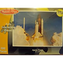 Melissa and Doug 200 Piece Space Shuttle Puzzle