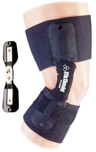Tape On Knee Polycentric Hinge (Mcdavid Protective Knee Guard)