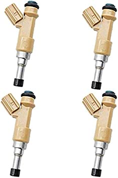 6PCS Fuel Injector for TOYOTA Land Cruiser Prado OEM# 23250-31100 2325031100 23209-39215 2320939215