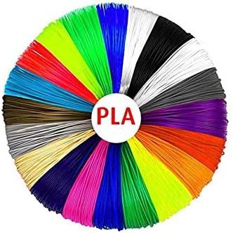 Fede Filamento de PLA para 3D Pen/Pluma 3D 1.75mm Pack de 16 ...
