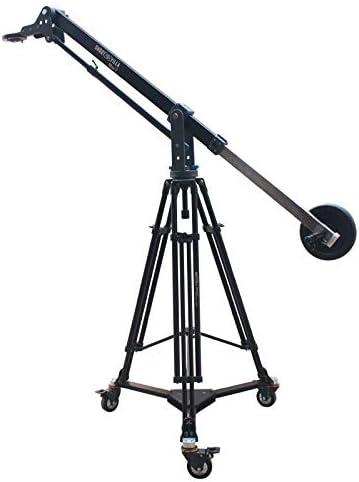 Shootvilla - Trípode portátil para videocámaras de hasta 25 kg con ...